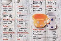 vaření bez váhy