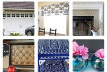 Faux & decorative designs