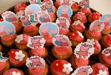 Ideas for Paola's 2nd B-day / by Clara Longo