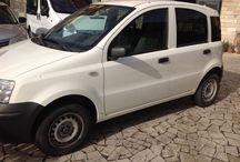 FIAT PANDA VAN 1.3 MJ € 4.500 / 09/2008 KM 39.500Diesel - Climatizzatore manuale -Cambio manuale-Chiusura centralizzata -1300 cm3 - 3 porte- -2 airbag- Bianca-Tessuto grigio