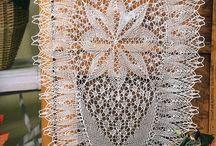 Wzory Dziewiarskie druty
