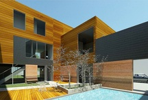 Residential Design / Contemporary, sustainable, livable architecture. Designed by Canadian architect C& Partners from Toronto and Lethbridge.