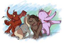 Disney / by Jessica Mallory