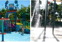 My Splash Pad / Awesome splash pad ideas for residential and commercial applications.