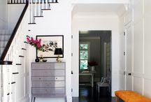 Making an Entrance / It's the first introduction to your home's personality...make it count!