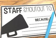 Staff Sunshine