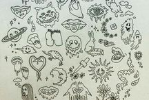 DOODLES AND ARTSY FARTSY THINGS