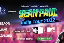 Sean Paul India Tour 2012