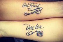 tatuaje con love