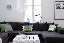 Ιδέες για το σαλόνι !