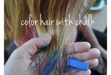 hajfestés festék nélkül