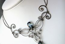 Wedding accessories / rings, necklace, jewerly