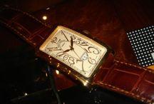 Cuervo & Sobrinos Promenente / Relógio Art Deco