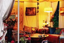 Glampety Glamp..... / ...all the bells and whistles for glamorous camping