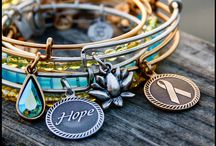 alex and ani❤️  / by Tiffany Colon
