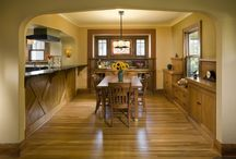 HOME-DINING ROOM / by Joanne Erickson