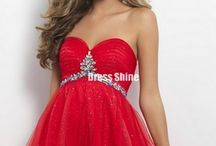 Fancy dresses / Pretty dresses for prom, home coming, etc