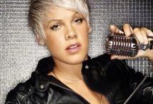 Beautiful, smart, badass, role model - P!nk :)