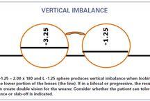 Eyeglass Idiosyncracies