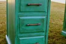 Furniture/organizing / by Kristi Seitz