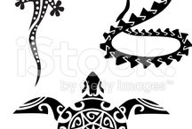 tatouages maori