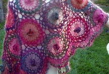Hekling sjal