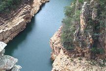 Cânions Furnas / Imensidão do Lago de Furnas