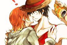 Luffy x Nami ❤
