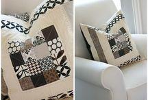 quilt love // pillows