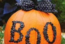 Boo! / Halloween decor and fun / by Christy Davis