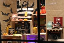 Looking Through the Windows / Check out the fun windows our visual merchandising team has created!
