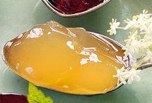 Marmeladen / Gelees