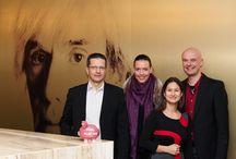 Spendenaktion für Krebskranke Kinder in Not e.V. / Treffen mit Katharina Stahn von Krebskranke Kinder in Not e.V. anlässlich der Weihnachtsspende im art'otel Berlin City Center West / by Special day. Special Place. PLACCES