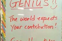 School - Genius Hour