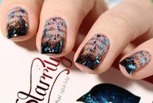 Arte de uñas locas