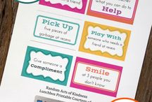 Act of kindness Christmas advents