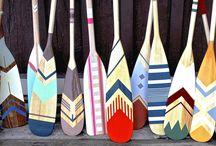 Paddle Art