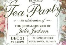 bridal party invitations
