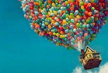 Up, Look Up, Yukarı bak