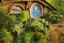 Hobbit House Project