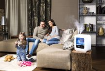 BONECO U700 Ultrasonic Humidifier / Worldwide innovation: Humidifier with integrated cleaning function