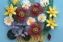 Paper quilling /