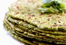 Parathas, Pooris, and Naans - Indian breads / by RoshniC RoshniPin