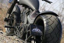 Very cool bikes & trikes