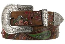 Hats and Belts