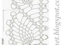 Virka Ananas mönster