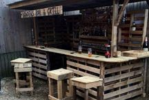 Cook shack