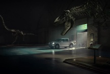 Night at the museum for Amarok ad