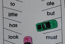 "Sight Words & ""Criminal Words"" / by The Cloverleaf School"