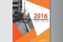 Graphic Design - Annual Reports